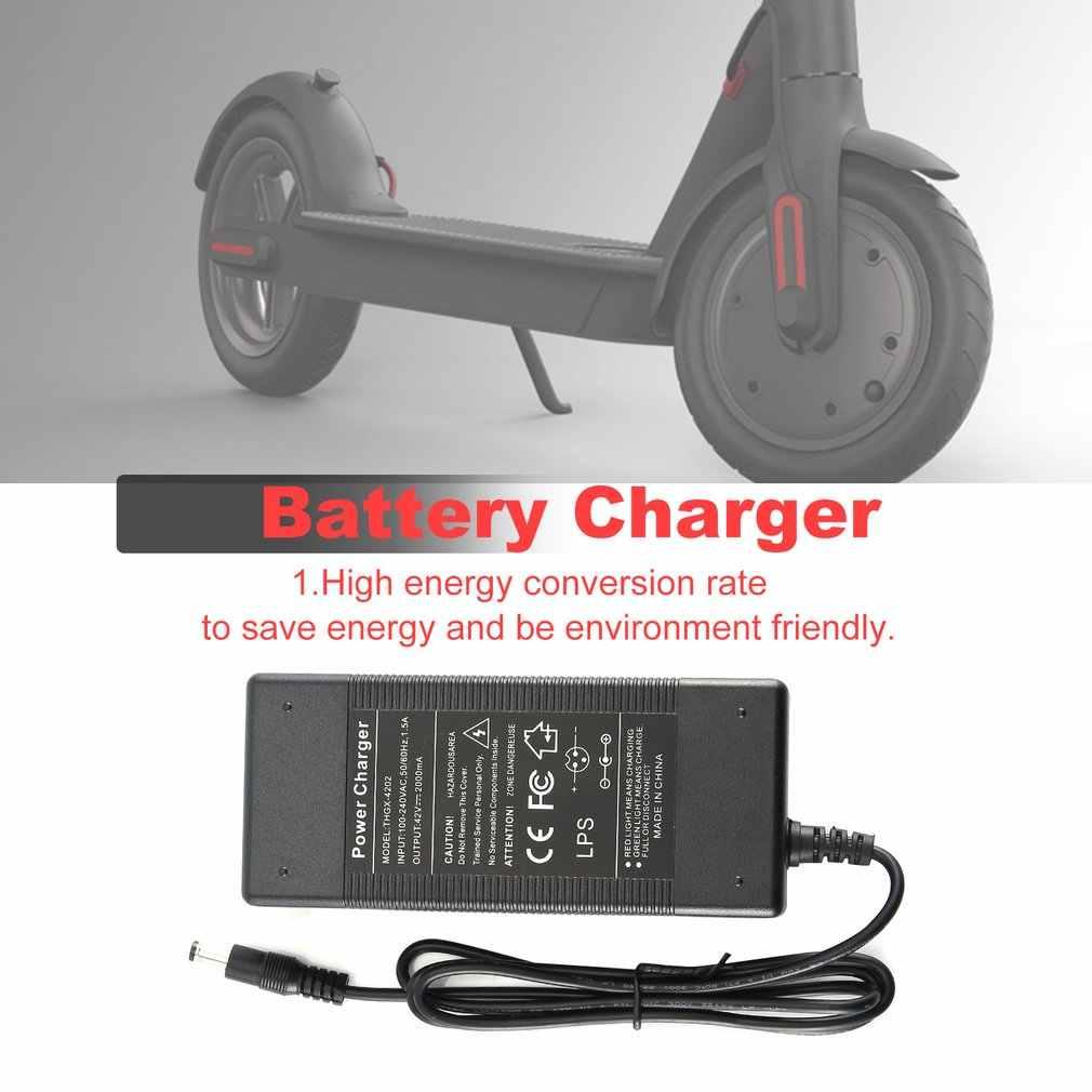 Alta Taxa de Conversão de Energia Para Economizar Energia E Ser Favorável Ao Meio Ambiente Para O Kugoo S1 S2 S3 Scooter Elétrico Carregador de Bateria