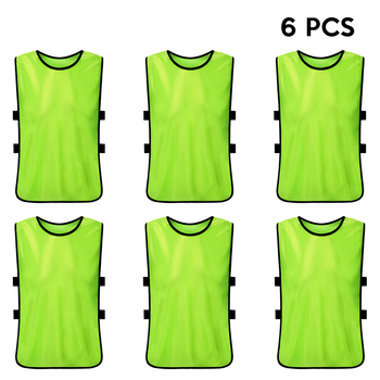 6 PCS Kid's Training Bibs