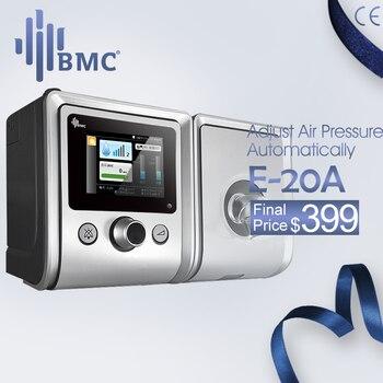 BMC GII Auto CPAP Machine E-20A/AJ Medical Equipment for Sleep Apnea vibrator Anti Snoring Ventilator with Humidifier CPAP Mask - DISCOUNT ITEM  50% OFF All Category