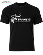 Mens Cotton Short Sleeve Transgender Non Binary Trans Danzig Funny Tshirt Tee Shirt Top Ai79