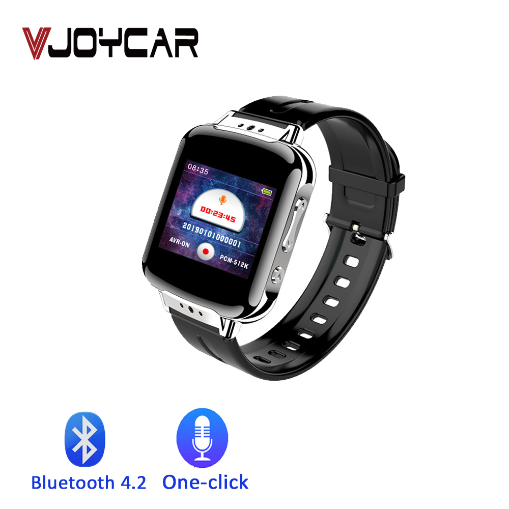 Mini Audio Bracelet Voice Watch Recorder Digital MP3 Player with Bluetooth Voice Recording 1536Kbps Fashion dictaphone S11