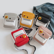 New Hip-hop Women Bags Summer Mini Mobile Phone Bag Texture