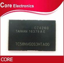 10pcs TC58NVG0S3HTA00 TSOP TC58NVG0S3HTA00 TSOP48 new