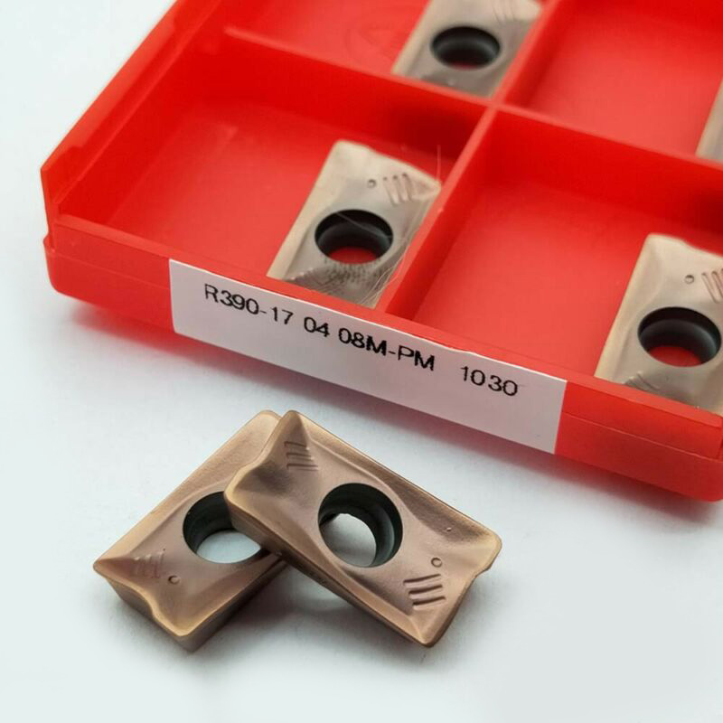 R39011T3  C16-16-150-2F Indexable End Mill Holder for R390 11 T3 08 inserts