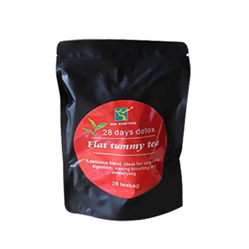 Detox Weight Loss 28 Days Fast Chinese Herbal Health Diet Slimming Aid Burn Fat Thin Belly Pretty Scented Slimming