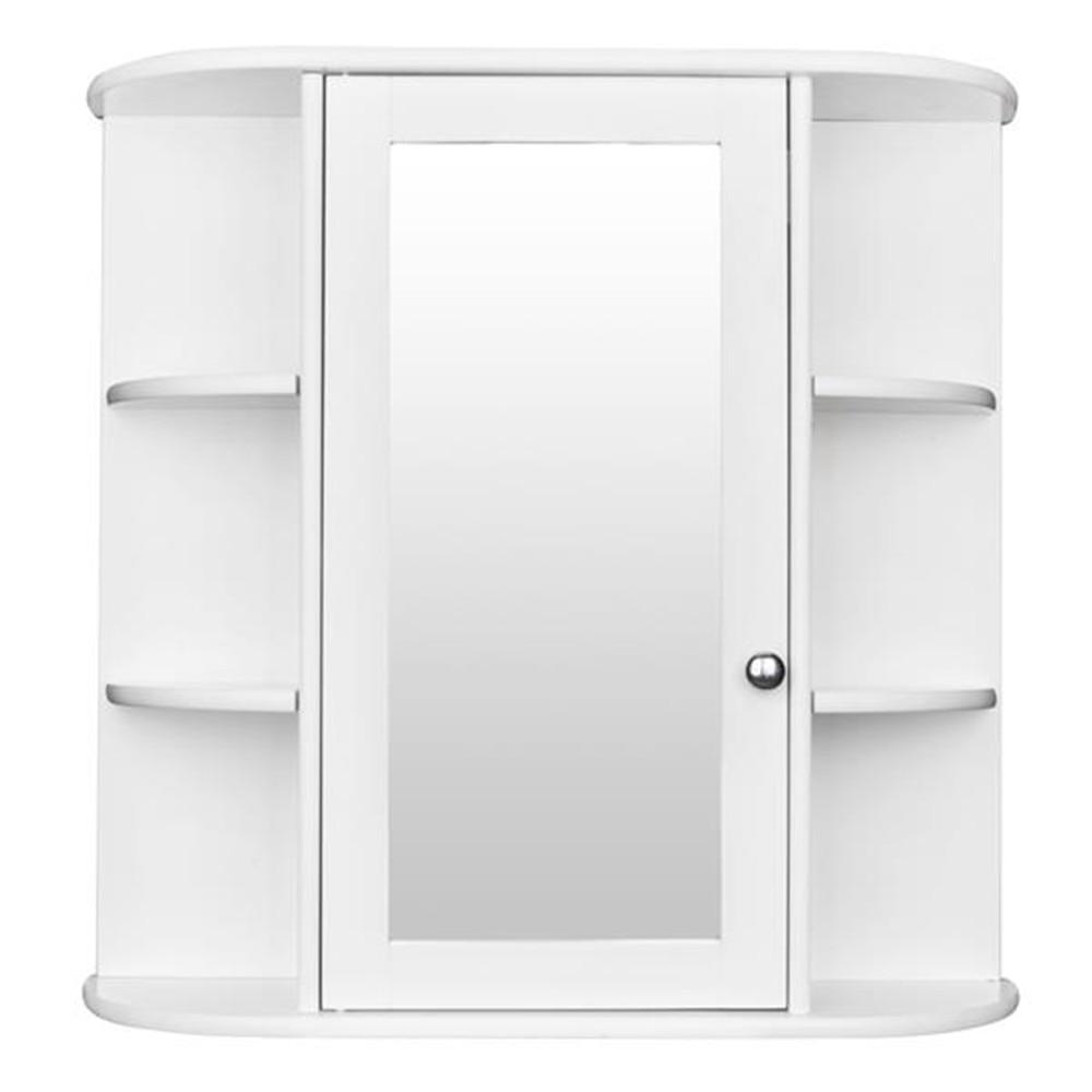 Cabinets Cupboards Sobuy Wood Wall Mounted Bathroom Storage Cabinet With Door White Frg203 W Uk Home Furniture Diy Omnitel Com Na