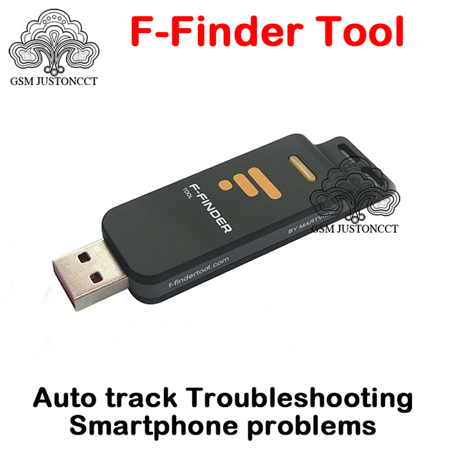 F-Finder Tool Auto Troubleshooting In Hardware For IPhone Xiaomi Vivo OPPO Smartphones F Finder Dongle By Martview