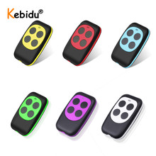 KEBIDU 433.92Mhz Garage Door Copy Remote Control Cloning RF Transmitter Wireless Remote Control 433Mhz For Gate Duplicator