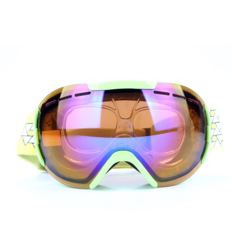Women Clear Ski Little Goggles Myopia Protective Adapter Glasses Frame Inline Sunglasses Goggles