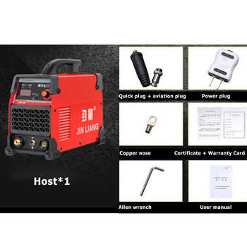 Electric Welding Machine Smart Digital Display LGK-50 Small Household 220v Portable Portable Plasma Cutting Machine All Copper