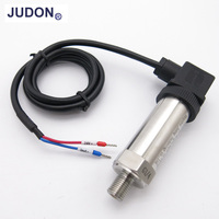 pressure transmitter transducer two wire 4~20ma silicon pressure transmitter 0 5V 1 5V 0 10V Gauge Pressure sensor