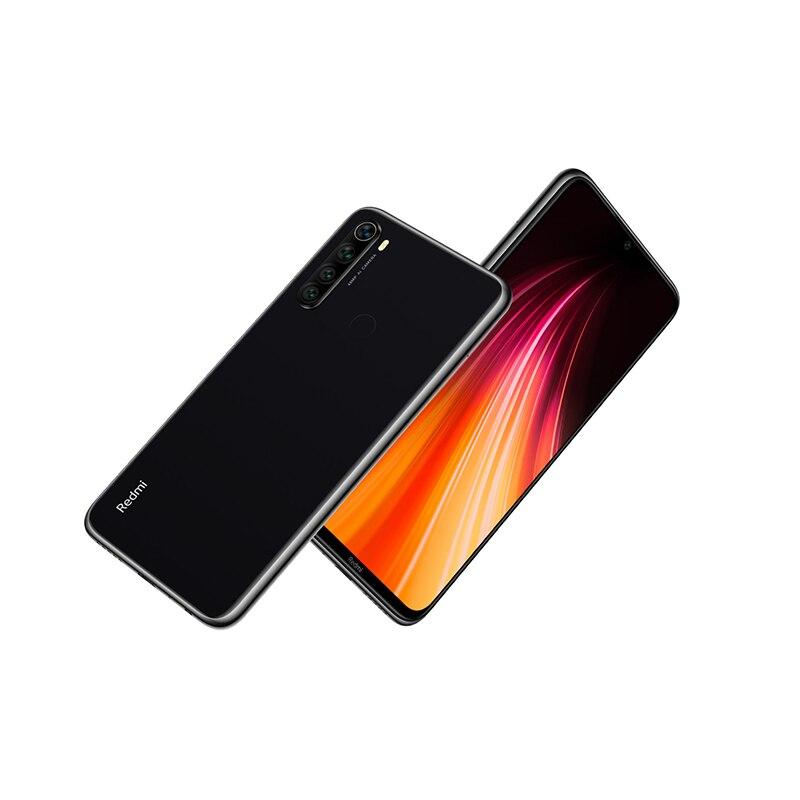 In Stock Global ROM Xiaomi Redmi Note 8 6GB 64GB 48MP Quad Camera Smartphone Snapdragon 665 Octa Core 6.3FHD Screen Quick Charge