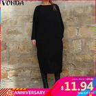 VONDA Women Autumn L...
