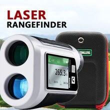 Longshuo Гольф Лазерный дальномер 1000 м наклон флаг замок контактный