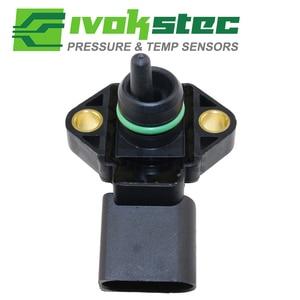 Image 3 - 0281002177 2.5 Bar Manifold Absolute Pressure Map Sensor Voor Audi A2 A3 A4 A6 Tt 1.2 1.4 1.8 T 1.9 2.5 Tdi 038906051 062906051