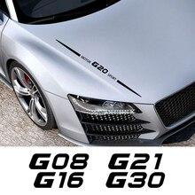 Para BMW G01 G02 G05 G06 G07 G08 G11 G12 G14 G15 G16 G20 G21 G30 G31 G32 G38 Auto accesorios para el coche accesorios de todo el cuerpo de etiqueta