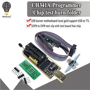 Programmer-Module Test-Clip Flash Bios Soic8 Sop8 EEPROM Official-Ch341a 24-25-Series