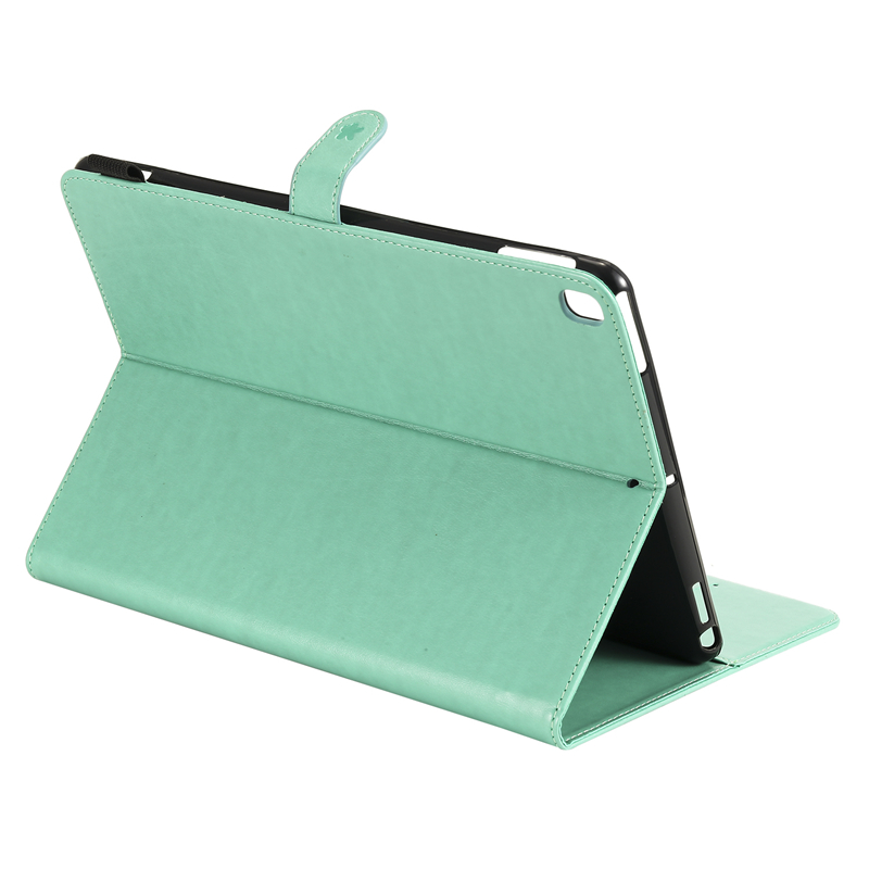 A2232-Cover-Case Apple A2200 A2198 Cat iPad Cartoon Cover 7th-Generation Embossing for