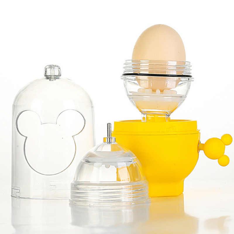 Batedor de ovos com função dourada, ovo de agitação, ferramenta para cozinha, fatiador doméstico multicortador