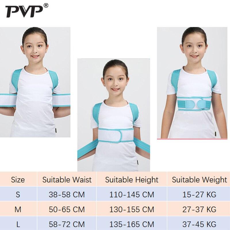 Adjustable Children Posture Corrector Belt with Detachable Shoulder Pad to Develop Good Walking and Sitting Posture 5