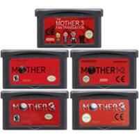 32 ビットビデオゲームカートリッジコンソールカード任天堂 GBA 母シリーズ