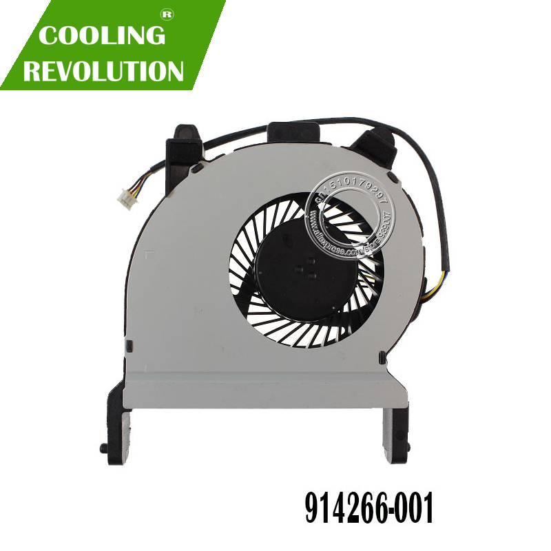 Cooling Fan 914266-001 For ASSY System Fan ENT17-DM 35W