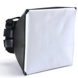 Image 2 - Gosear Universal Photo Difusor Flash Light Diffuser Softbox Softbox Boksen Voor Canon Nikon Sony Sigma Pentax Vivitar Camera S