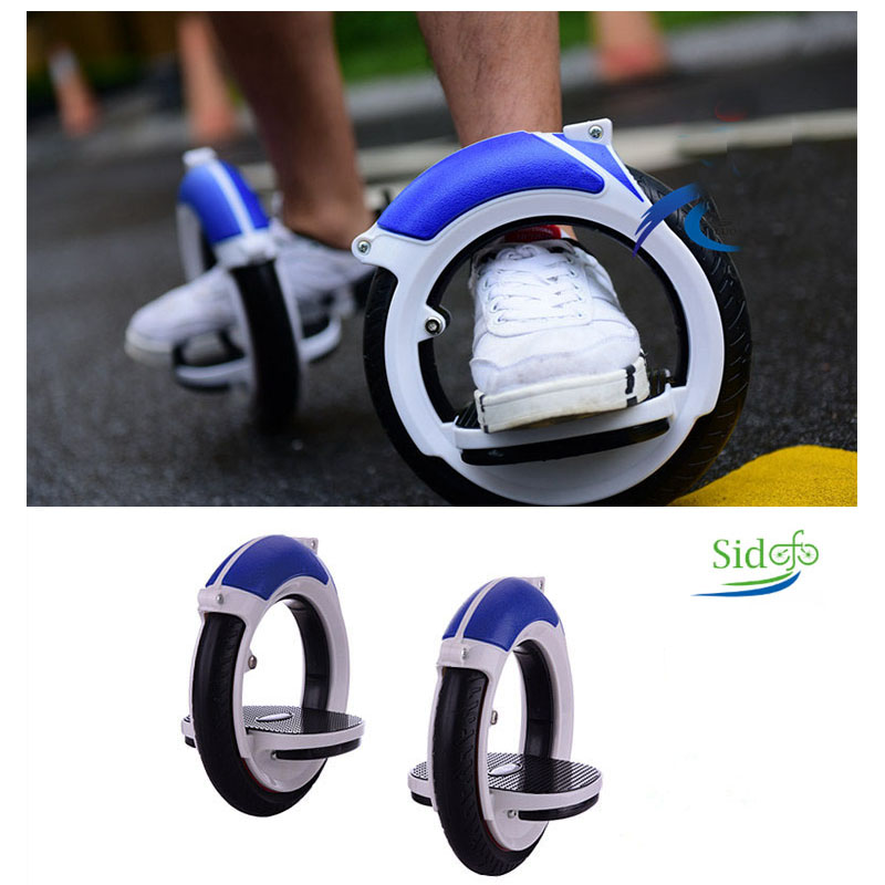 Motor Wheel Alternatives Track Roller Skateboard 2 Wheels Skates Adult PU Large Wheel Scooters Self Balancing Roller Stake