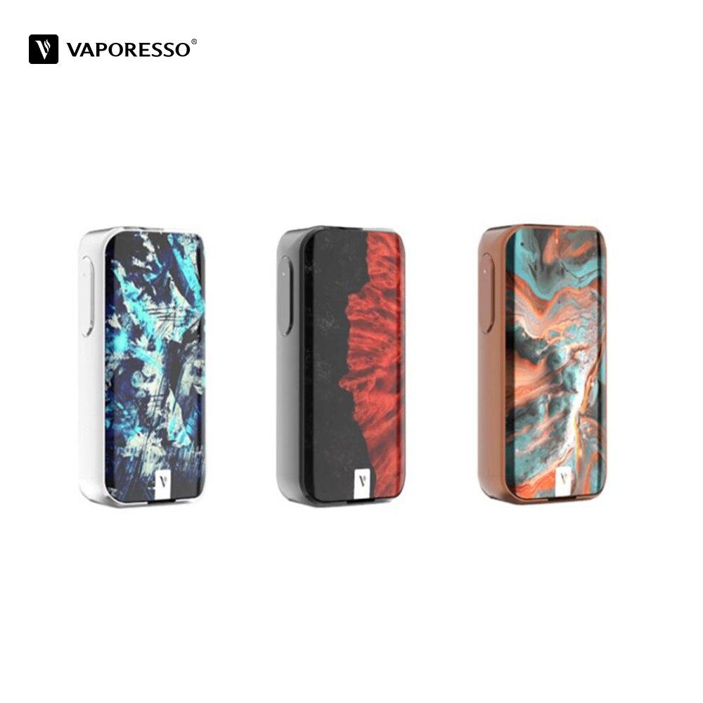 Оригинальный Vaporesso Luxe 2 Mod электронная сигарета подходит для бака NRG S 8 мл Двойная Батарея 18650b Vape lUXE II Mod VS роскошный испаритель