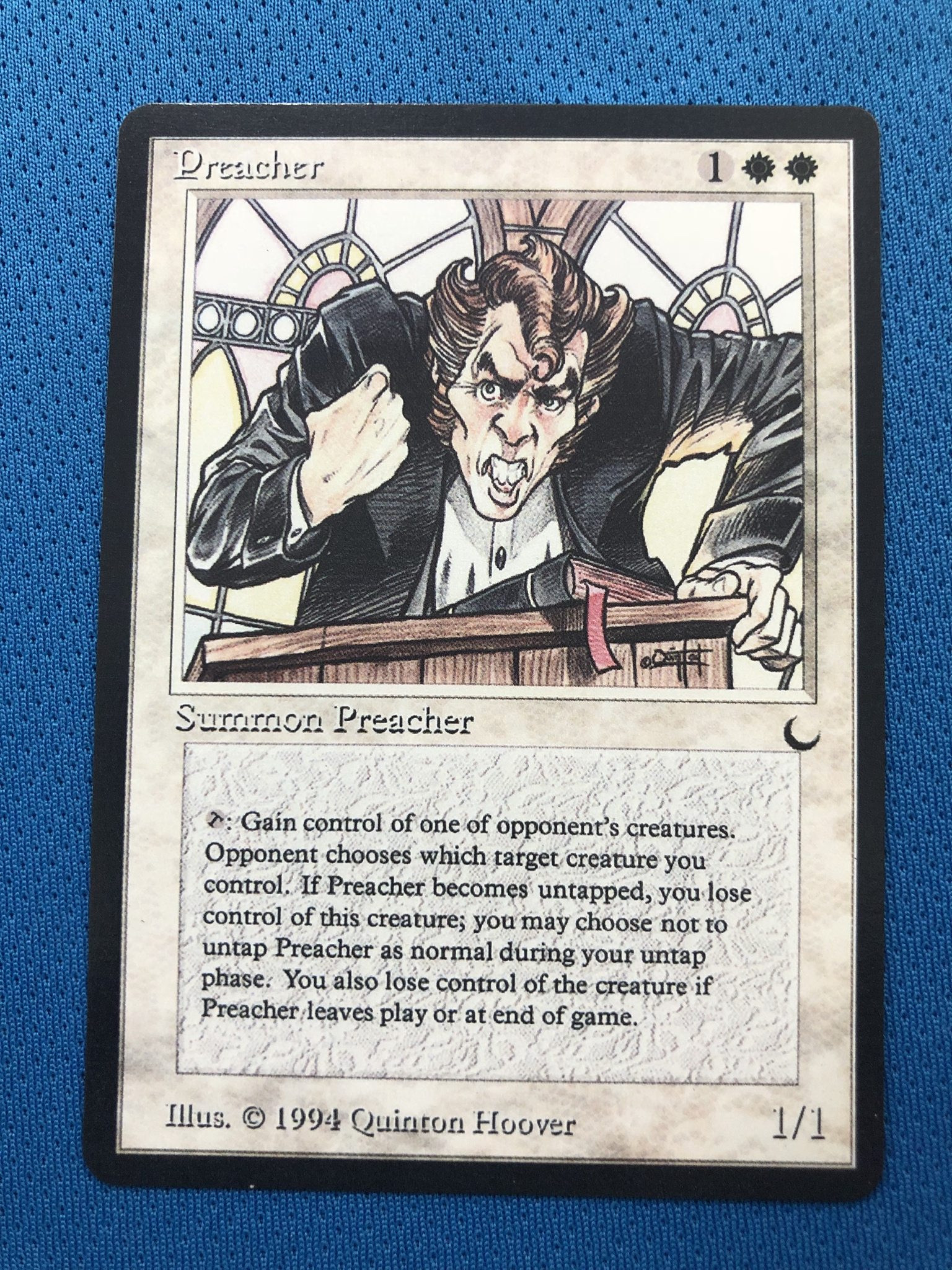 Preacher Magician ProxyKing 8.0 VIP The Proxy Cards To Gathering Every Single Mg Card.