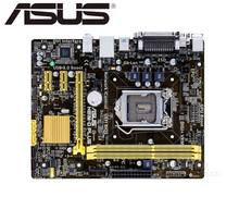 Asus H81M-D PLUS Desktop Motherboard LGA 1150 DDR3 for I3 I5 I7 CPU USB2.0 16GB H81 Original motherboards used sales(China)