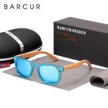 Солнцезащитные очки для мальчиков и девочек barcur поляризационные