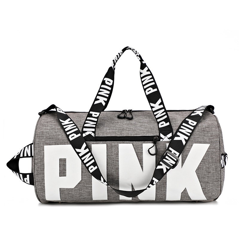 New Fashion Yoga Mat Bag For Women 2019 Gym Bag Women Sports Bag For Fitness Gym Men Gym Bag Shoe Compartment in Gym Bags from Sports Entertainment