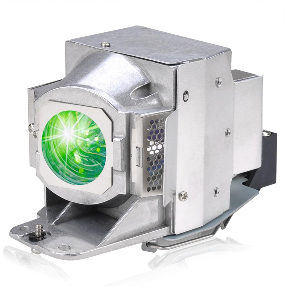 Replacement Projector Lamp RLC 079 RLC079 for Viewsonic PJD7820HD Bulb Lamp with housing P VIP210/0.8 E20.9N-in Projector Bulbs from Consumer Electronics