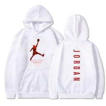 2020 Winter Men Cashmere Casual Hoodie Men Hoodie / Street Sweatshirt JORDAN23 Sports Sweatshirt Women Hoodie