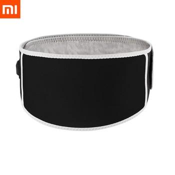 Original Xiaomi Mijia A10 PMA Heating Waist Lumbar Treatment Ultra-thin Graphene Fever Belt Graphene intelligent heating belt