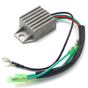 Voltage Regulator Rectifier For Yamaha 6C MHS/L MHL EMS M(W)HS 8C 9.9F 13.5A 15F WCS/L 15D 15F WHS/L MCS/L EHS/L 6J8-81960-00
