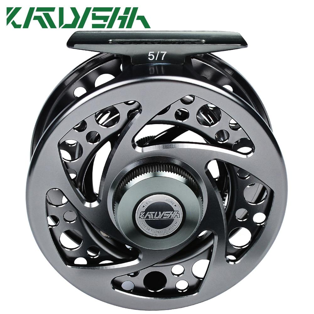 KATYUSHA Fly Fishing Reel 5/7-7/9-9/10 WT 1