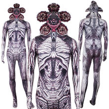 Цельные колготки костюм на Хэллоуин косплей одежда для представлений