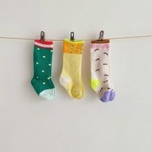 Spring Summer New Cotton Baby Socks Cartoon Soft Children Socks for Children Boy Girl Gifts