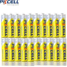 PKCELL – 20 batteries rechargeables 1.2V AA NIMH 1300 mah pour appareil photo