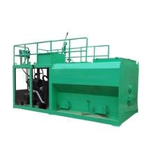China Manufacture Hydroseeding Equipment Spray Grass Seeding Machine