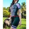 Xama roupas de manga curta das mulheres ciclismo triathlon terno roupas ciclismo conjunto skinsuit maillot ropa ciclismo macacão 12