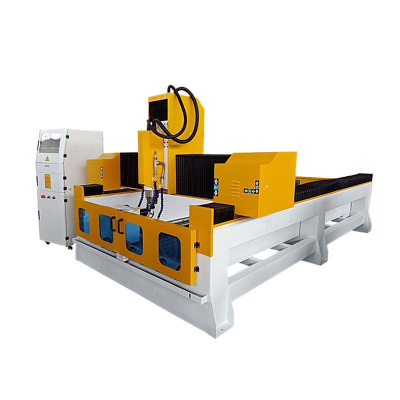 3 Axis Cutting Machine Stone Cnc Machining Center Countertop Marble Granite