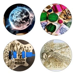 Image 5 - OLM 2 orturレーザー彫刻7/15/20ワット個人cncレーザーカッター彫刻diyレーザーロゴプリンタ金属彫刻工作機械