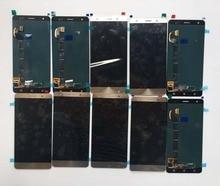 GRF & WENO 100% Getestet AAA Gold Blau Für ASUS Zenfone 3 Deluxe ZS570KL Z016D Volle LCD Display Touch Screen digitizer Montage
