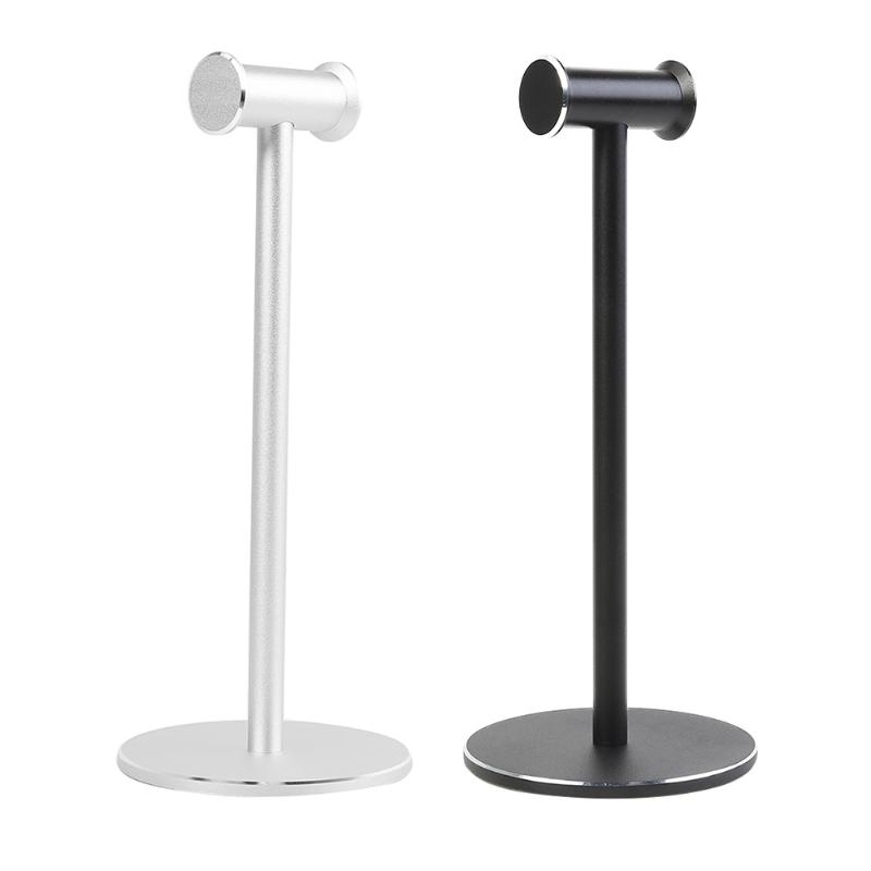 2 Colors Headphones Stand Universal Headphone Headset Hanger Wall Hook PC Monitor Earphone Stand Rack Holder Rack Accessory