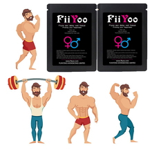 FIIYOO 2018 Cistanche Extract male power Libido imprvement, man energy ENHANCER PRODUCT, maca and tongkat ali mate