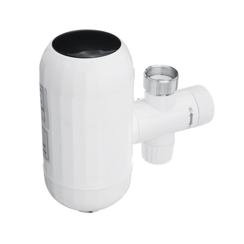 Robinet électrique instantané robinet chauffe-eau LED affichage maison salle de bain robinet de cuisine