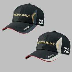 Nowy DAIWA połowów kapelusze osłona przeciwsłoneczna na zewnątrz oddychające męskie czapka wędkarska wodoodporna regulowany czapki wędkarskie czapki anty UV czapka sportowa